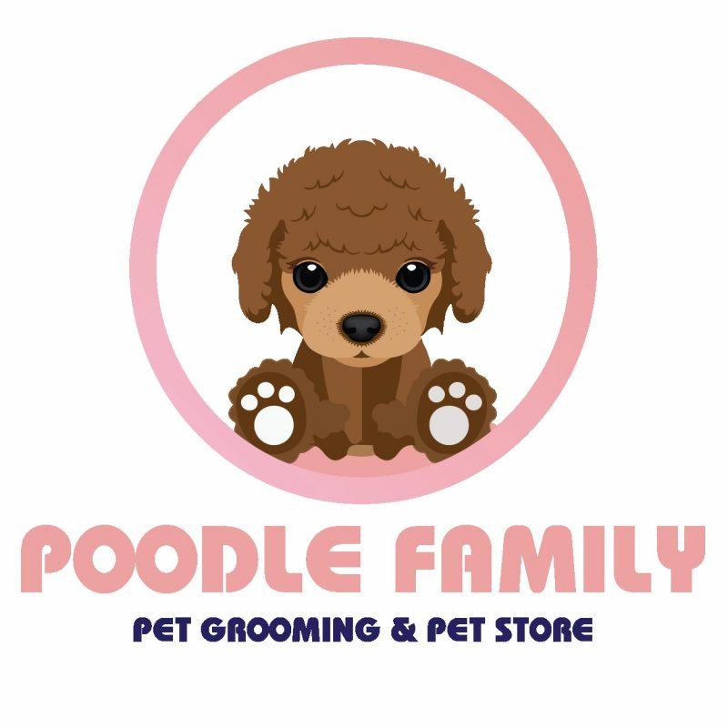 logo poodle family